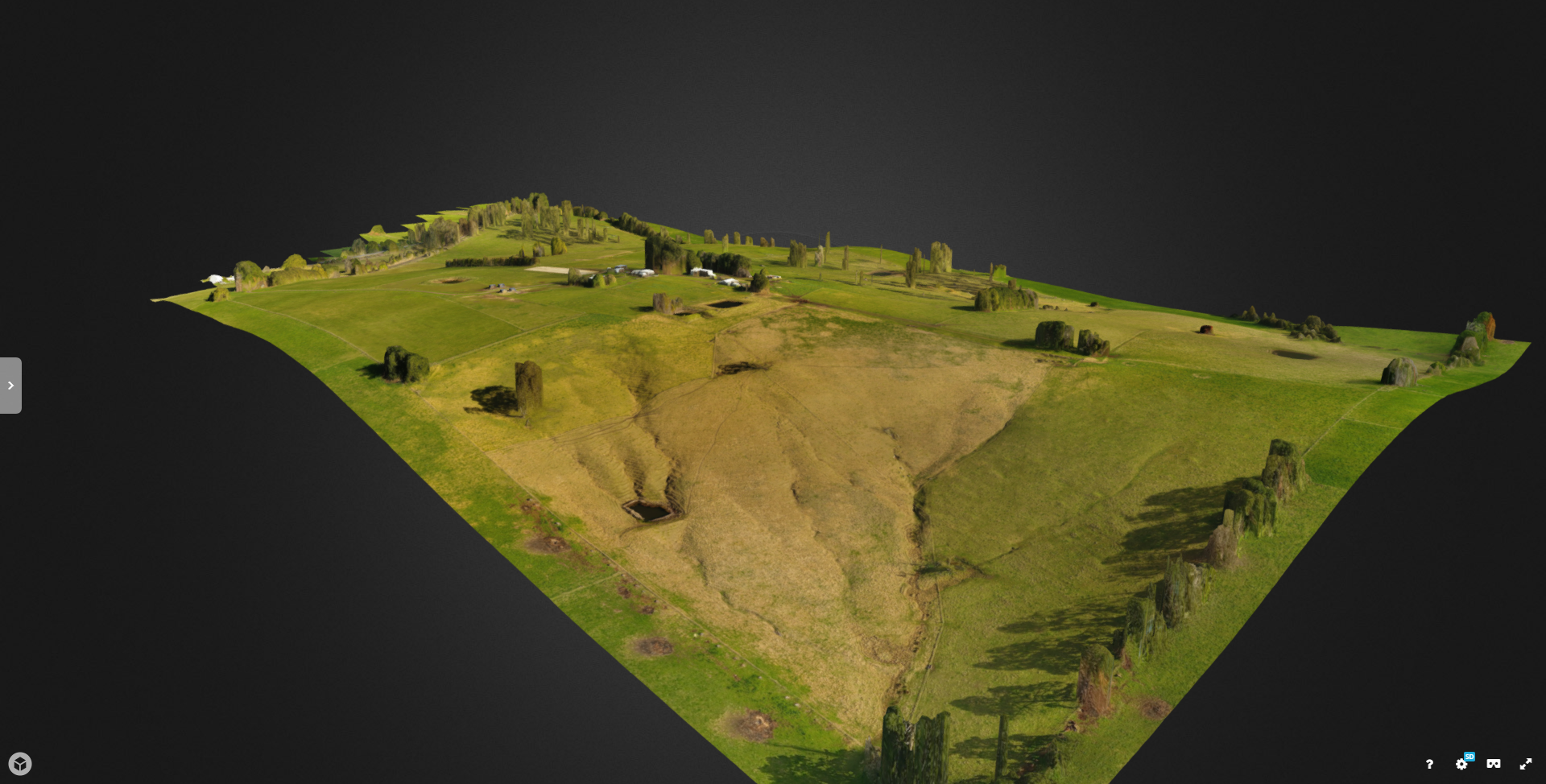 Aerial 3D Mapping Services