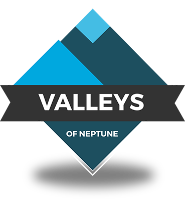 Valleys of Neptune