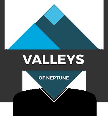 Valleys of Neptune